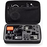 Piqancy Large Carrying Case Bag for GoPro Camcorder Cameras and Accessories