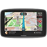 "TomTom GO 6200 World - Navegador GPS (6"" pantalla tactil, flash, batería, encendedor de cigarrillos, USB, interno), (version importada Alemania)"