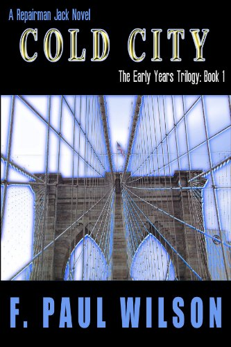 Cold City (The Early Years Trilogy Book 1) (English Edition) (Ziel-spots 1)
