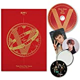WAYV 2nd Mini Album - [ TAKE OVER THE MOON ] CD + Booklet + Photocard + Circle Card + OFFICIAL POSTER + FREE GIFT / K-pop Sealed