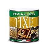 TIXE 602201 Vernice per Esterni all'Acqua, Riccopallido, 125 ml