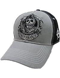 Sons of anarchy contrast cogwheet bonnet