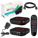 MAG 324w2 original Infomir & HB-DIGITAL IPTV SET TOP BOX Multimedia Player Internet