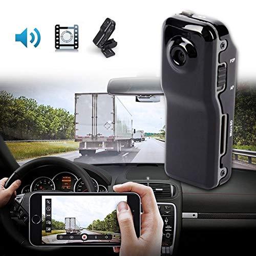 Eiseyen micro digital camcorder mini dv dvr sport spion fotocamera portatile per sorveglianza di sicurezza