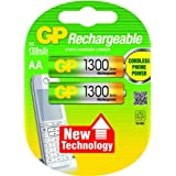 GP batteries gP batterie nI-mH aA 1300mAh 120130AAHCC2/lot