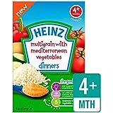 Heinz Multigrains Savoureux Légumes Méditerranéens 125G