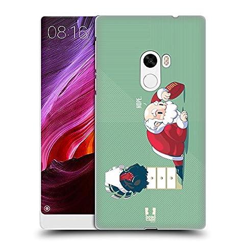 Head Case Designs Lampe Weihnachten Türkei Ruckseite Hülle für Xiaomi Mi Mix