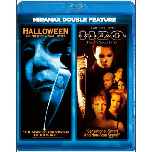 Halloween 6: Curse of Michael Myers & H2o [Blu-ray]