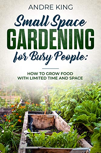 Small Space Gardening for Busy People: Grow Food with Limited Space and Time (English Edition)
