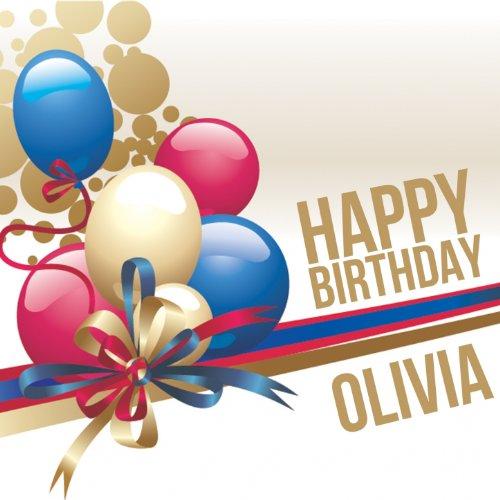 Happy Birthday Olivia By The Happy Kids Band On Amazon Music