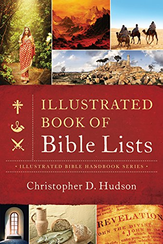 Illustrated Book of Bible Lists (Illustrated Bible Handbook Series)