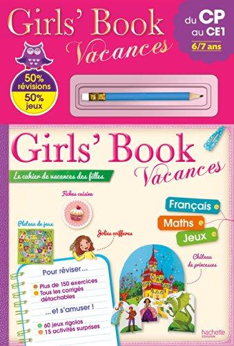 Girls' Book Vacances - Du CP au CE par (Broché)