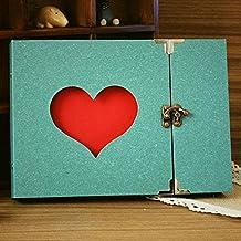 Cobee Álbum de fotos ( 27 x 19,5 cm, 30 páginas ) (Verde esmeralda)