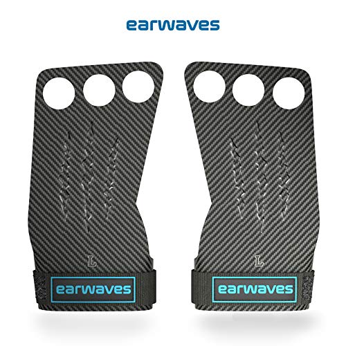 Earwaves ® Carbon Spino Grips 2 & 3 Agujeros - Calleras