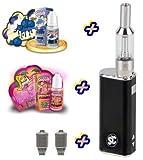 Premium Geschenkset I Stick Starterset E-Zigarette i Stick Elektro Zigarette Komplettset SC mit American Stars Liquid ohne Nikotin
