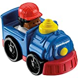Little People Wheelies Steam Engine Train With Michael