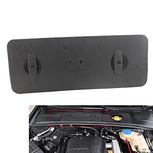 Heart Horse Audi-Batterie-Abdeckung Batteriefach-Abdeckung für Audi A4 B6 B7 2002-2008 (2008 Ergänzung)