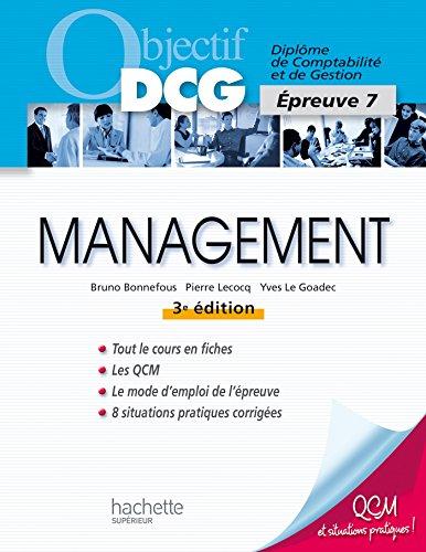 Objectif DCG - Management
