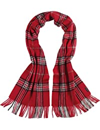 FRAAS Men's Not Applicable Scarf Red red One size