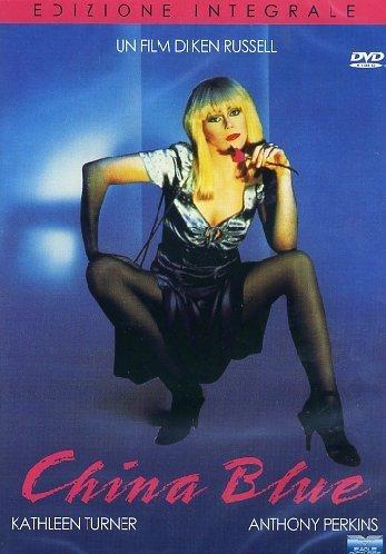 China Blue bei Tag und Nacht / Crimes of Passion (1984) ( ) [ Italienische Import ]