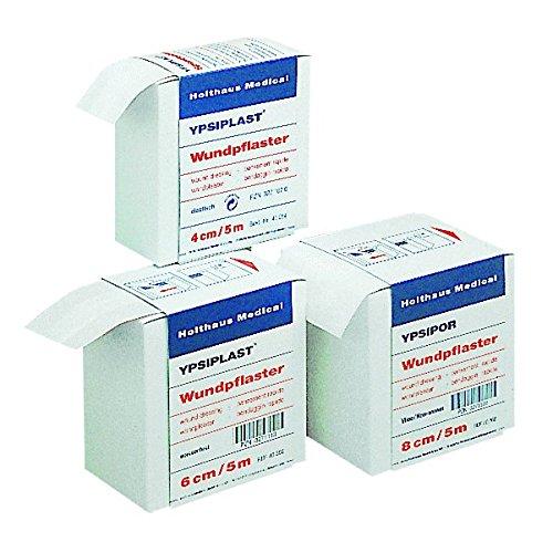 YPSIPLAST® Wundpflaster Spenderbox elastisch4 cm x 5 m