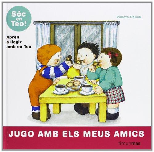 Jugo Amb Els Meus Amics (Hola, sóc en Teo!) por Violeta Denou