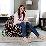 #7: Moroccan design, cotton canvas comfort research printed bean bag cover (Without Bean) Size XXL by Aart Store