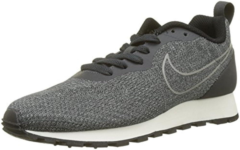 Nike Wmns MD Runner 2 Eng Mesh, Zapatillas de Running para Mujer, Gris (Anthracite/Anthracite/Black/Sail 001),...
