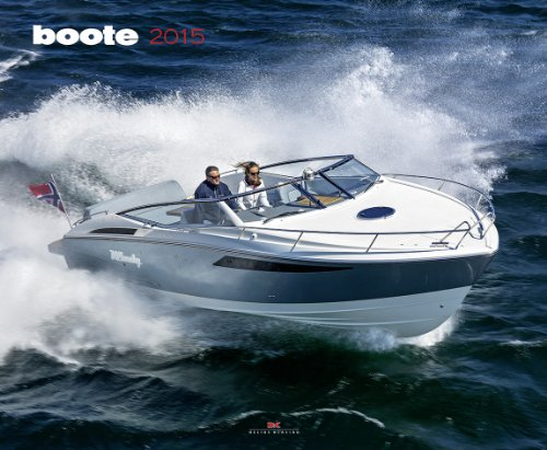 Boote 2015 - Boot 2015-kalender