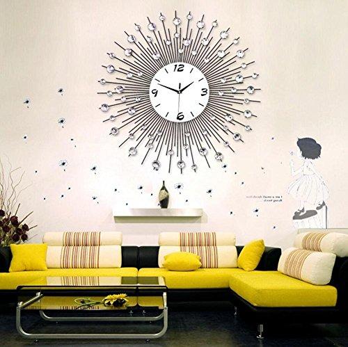ld-ideas-de-diseno-sala-de-estar-moderno-reloj-de-pared-silenciosa-diamantes-de-hierro-cuando-simple