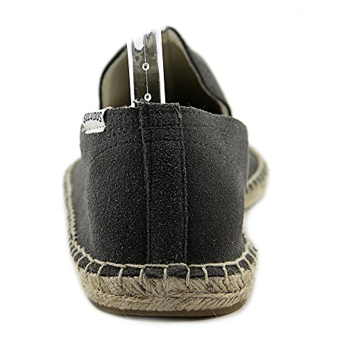 Soludos Smoking Slipper Toile Espadrille Dolphin Grey