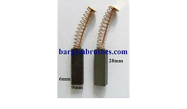 Carbone Brosses Einhell 2341100 2340100 91012 91023 OK 3010 91016 AEG E103