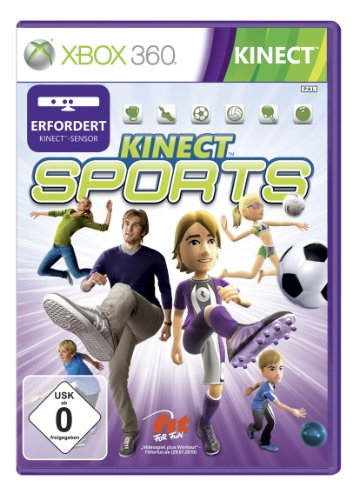 Kinect Sports (Kinect erforderlich) (Video Spiele Kinect)
