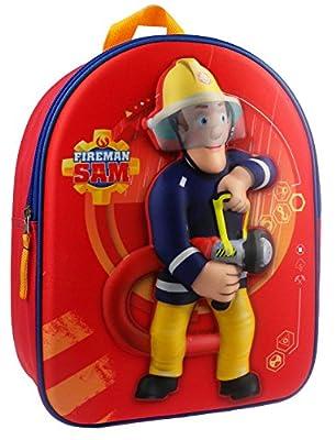 Feuerwehrmann Sam 3D Rucksack