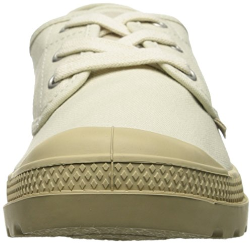 Palladium PAMPA OXFORD LP, Low-Top Sneaker donna Ivory