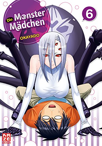 Die Monster Mädchen 06 - Brust 6 Jahren