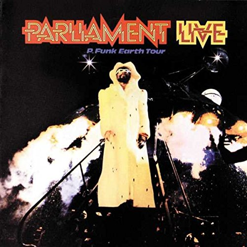 Parliament: P.Funk Earth Tour (Audio CD)