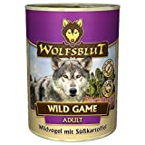 Wolfsblut Wild Game Adult 6x200g
