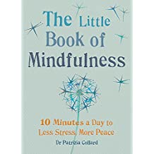 The Little Book of Mindfulness: 10 minutes a day to less stress, more peace (MBS Little book of.)
