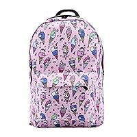 BKPEER Backpack For Girls Unicorn Water Resistant Flamingo Diamond Pattern Backpacks Teenage School Bag