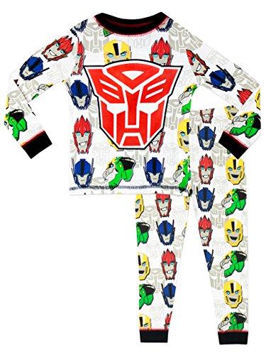 Transformers Schlafanzug - Slim Fit - 116cm (Transformers Bumblebee Schlafanzug)