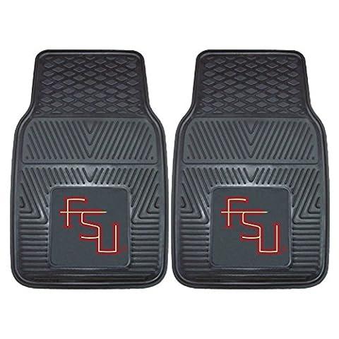 FANMATS NCAA Florida State University Seminoles Vinyl Heavy Duty Car Mat by Fanmats