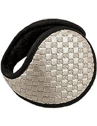 Foldable EarMuff Plush Lined Warm Winter Outdoor EarMuff
