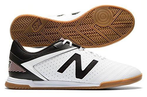 Audazo 2.0 Strike - Chaussures de Foot en Salle - Blanc/Rouge