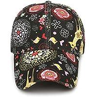 MAOCAP Sombrero de Primavera y otoño Sombrero de béisbol de Moda Casual  Mujer Sombrilla Sombrero de 56b99a790ec