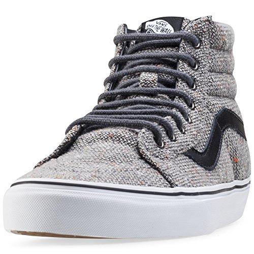 Vans Sk8Hi Reissue, Sneakers Hautes Mixte Adulte Gris
