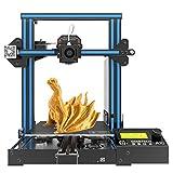 GEEETECH A10 Pro Stampante 3D Prusa I3 Assemblaggio facile e veloce DIY Kit con area di stampa 220×220×260mm, Ripresa del lavoro in caso di blackout elettrico, scheda madre GT2560 4.0 OPEN SOURCE.
