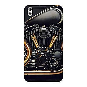 Premium Awesome Cruise Engine Back Case Cover for HTC Desire 816