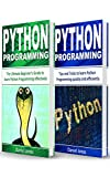 Python Programming: 2 Books in 1- The Ultimate Beginner's Guide to Learn Python Programming Effectively & Tips and Tricks to learn Python Programming( Learn Coding Fast, Python Programming)