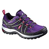 Salomon L37920200, Stivali da Escursionismo Donna, Viola (Cosmic Purple/Asphalt / Lotus Pink Cosmic Purple/Asphalt / Lotus Pink), 42 EU